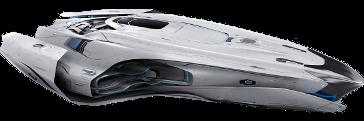 Endurance Cutter Class space ship